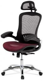kancelárská stolička KA-A185 RED