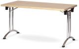 sklopný stôl CLAP CP 0410 (140x70cm)