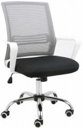 Kancelárská stolička APOLO šedo-černá