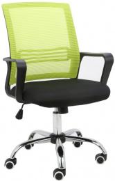 Kancelárská stolička APOLO zeleno-černá