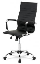 Kancelarska stolička KA-V305 BK