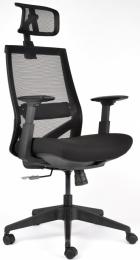 Kancelárská stolička M3 PDH čierna