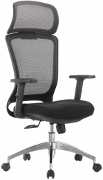 Kancelárská stolička 1505A Smile