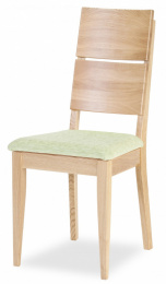 stolička Spring K2 dub masív, látka