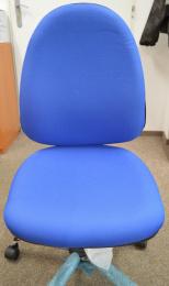 stolička PANTHER ASYN C D4 modrá, č. AOJ091