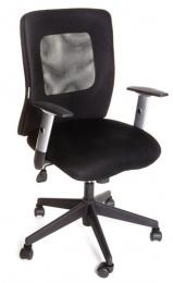 kancelářská CORTE černá