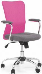detská stolička ANDY růžová