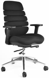 kancelárská stolička SPINE čierna