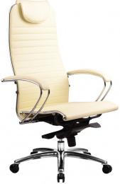 Kancelárska stolička SAMURAI K1- béžová