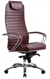 Kancelárska stolička SAMURAI KL-1 vínová