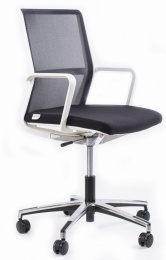 kancelárska stolička COCO W čierna