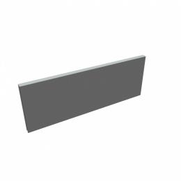 Paraván na plochu stolov dĺžka 160 cm TPA S1600 (bez koncových stĺpikov)
