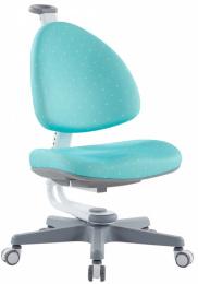 detská rostoucí stolička Klára II tyrkysová