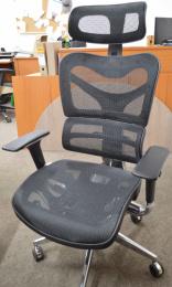 kancelářská ARIES JNS-701, černá W-11, č. AOJ283