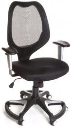 stolička ROXANA čierna, č. AOJ328S