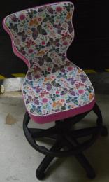 detská stolička PETIT BLACK 3, oporný kruh, č. AOJ318
