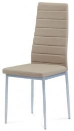 Jedálenská stolička DCL-117 cappuccino