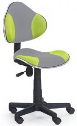 detská stolička FLASH 2 šedo-zelená, č. AOJ352S