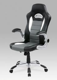 Kancelárská stolička KA-N240 GREY, č. AOJ393