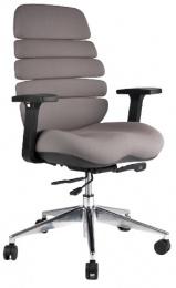 kancelárská stolička SPINE tmavo šedá