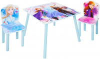 Dětský stůl s židlemi FROZEN