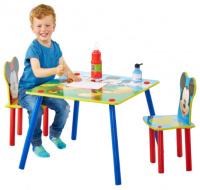 Detský stôl so stoličkami MYŠIAK MICKEY