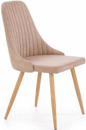 Jedálenská stolička K285 béžová č.AOJ452S