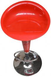 barové stolička EMILIO červené č.AOJ472