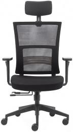 kancelářská BZJ 373 - černá
