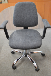 kancelárska stolička ANTISTATIC EGB 010  AS č.AOJ498