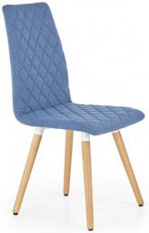 Jedálenská stolička K282 modrá č.AOJ535S