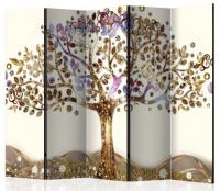 Paraván strom života 5ti dílný