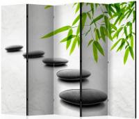 Paraván Kamenný Zen II 5ti dílný