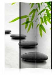 Paraván Kamenný Zen 3 dielny