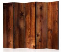 Paraván čerešňové drevo 5tich dielny