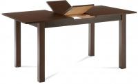 jedálenský stôl rozkladací BT-6930 WAL, 120 + 30x80x75 cm