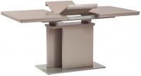 jídelní stůl rozkládací HT-655 LAN, 120+40x80 cm