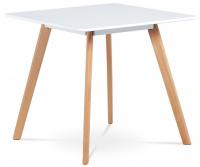 jídelní stůl DT-606 WT bílý