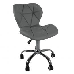 Kancelárská stolička ARGUS sivá
