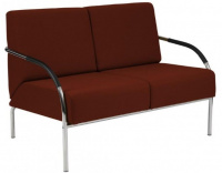 kancelářská sedačka SALMA 2-sedák