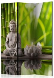 Paraván meditácie 3 dielny