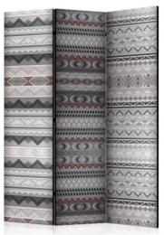 Paraván etnický vzor 3 dielny