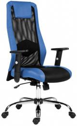 kancelárska stolička SANDER modrá