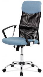kancelárská stolička KA-E301 modrá