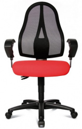 kancelářská OPEN POINT SY červená