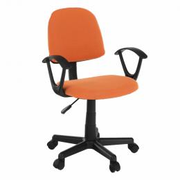 Kancelárská stolička TAMSON oranžovo-čierna