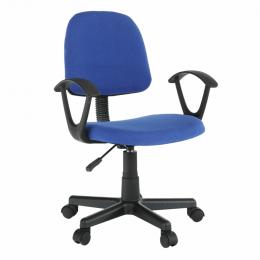 Kancelárska stolička TAMSON modro-čierna