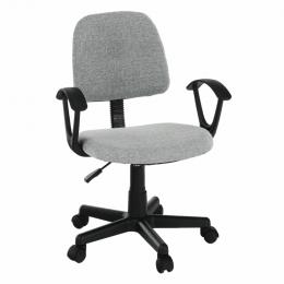 Kancelářská TAMSON šedo-černá
