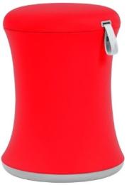 Balančný taburet DINKY červený