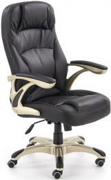 kancelářské křeslo CARLOS černé, č. AOJ571S
